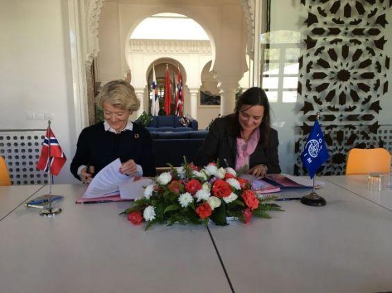 La Norvège adopte le programme d'aide au retour volontaire et à la réintégration / Ph: OIM